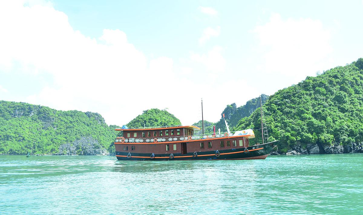 Cat Ba FAMILY 2 days 1 night tour 5
