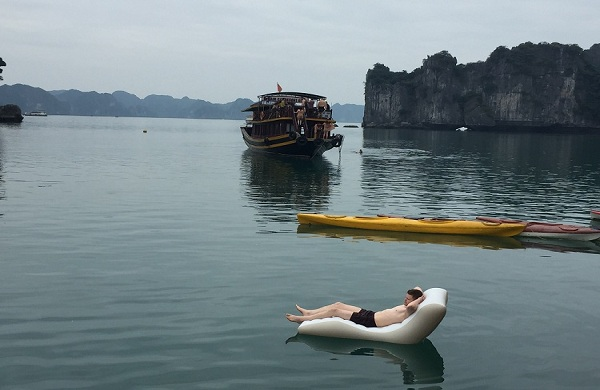 PRIVATE TOUR - Cat Ba One Day Cruises 2