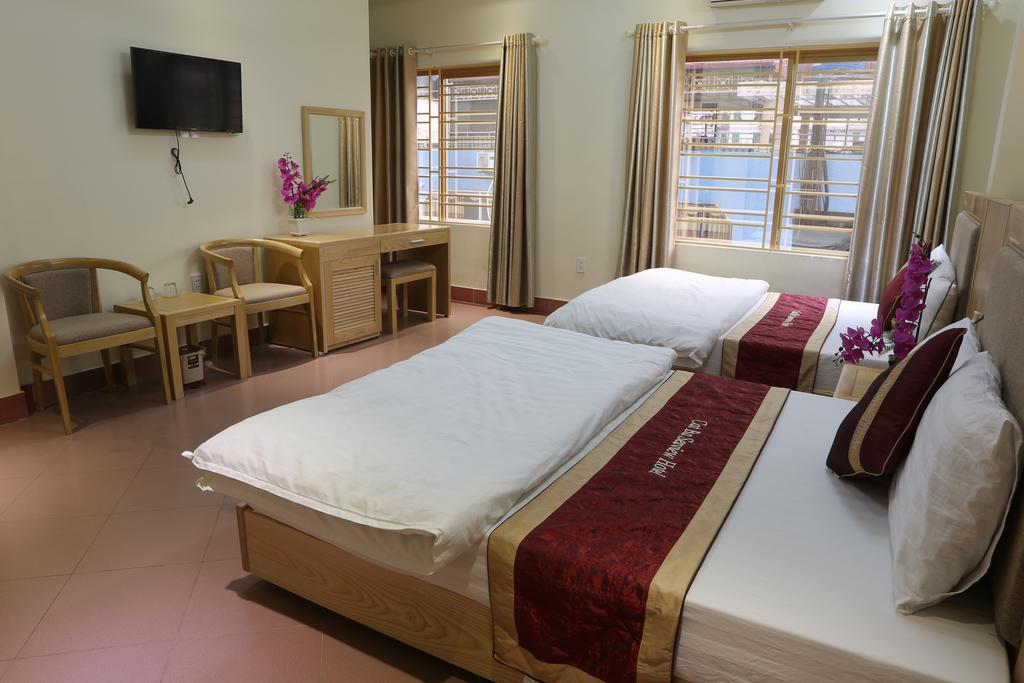 Cat Ba Sea View hotel 5