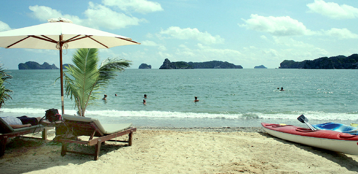 Cat Ba tour 3 days 2 nights (overnight on the cruise) 1