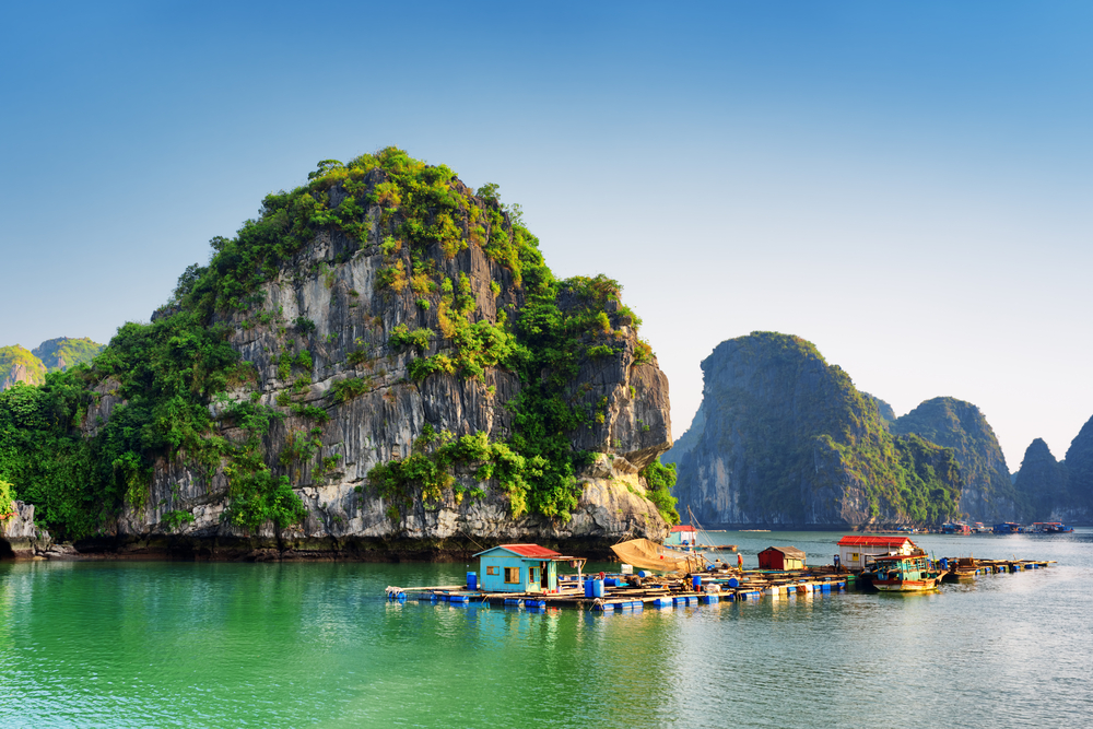 Cat Ba tour 3 days 2 nights (overnight on the cruise) 2