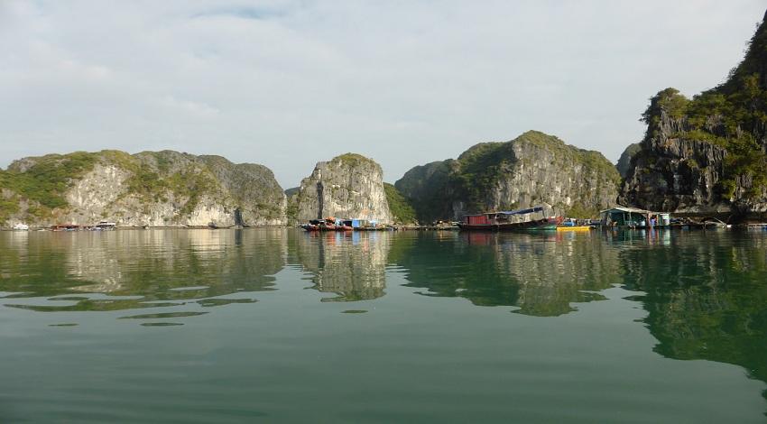 Halong- Catba island tour 2 days 1 night (at hotel) 1