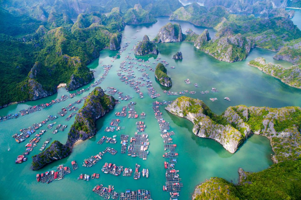 Halong Legacy Cruises 2days tour 2