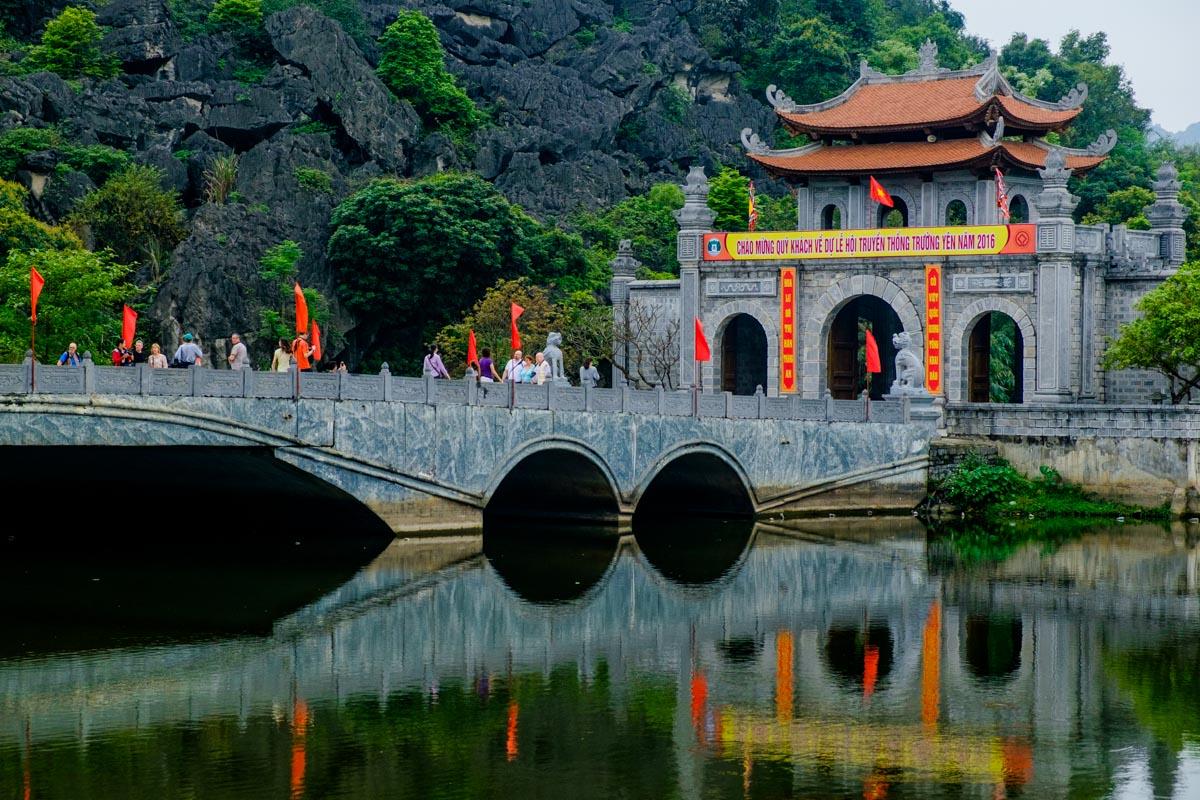 Hoa Lu Tam Coc One Day 3