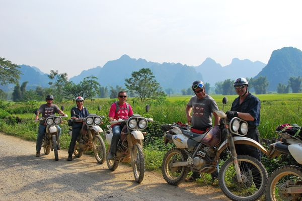 Motocycle with Homestay in Sapa 3