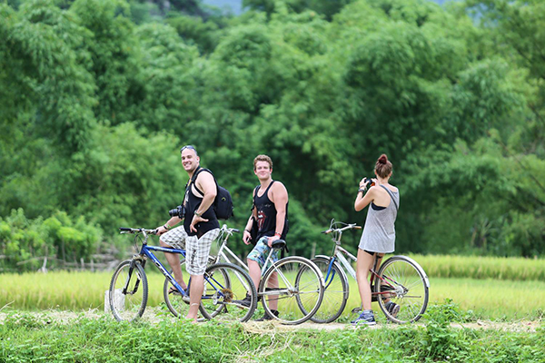 Mai Chau One Day - Full Day Biking 3