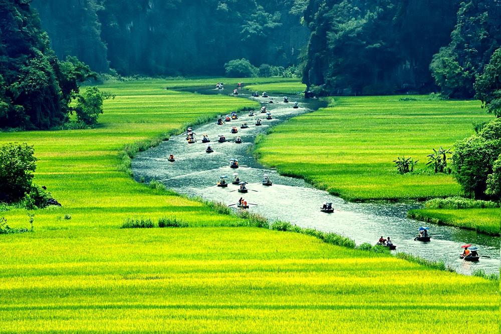 Tam Coc - Bich Dong - Thung Nham  1